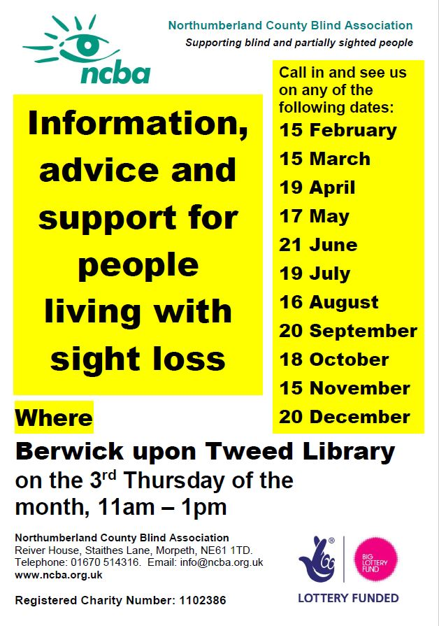 Berwick Library Outreach