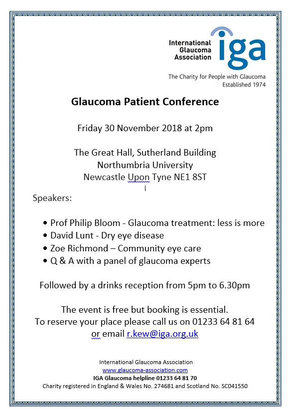 Glaucoma Meeting